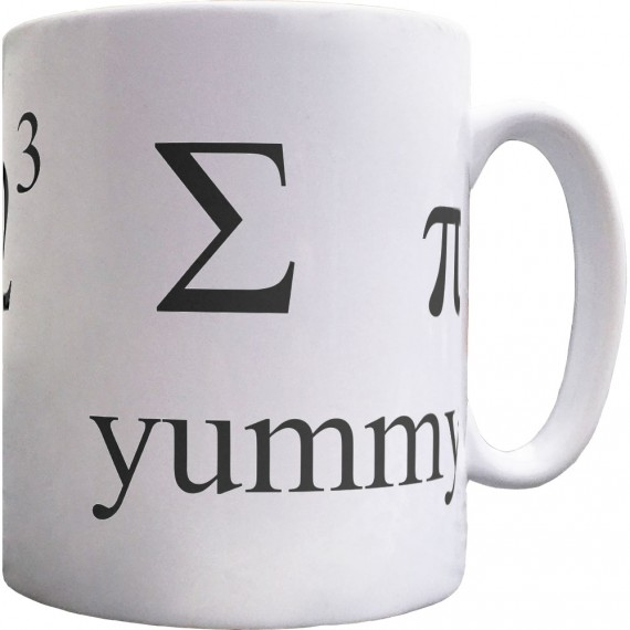 i 8 sum pi Ceramic Mug