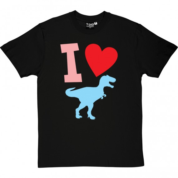 I Love T-Rex T-Shirt