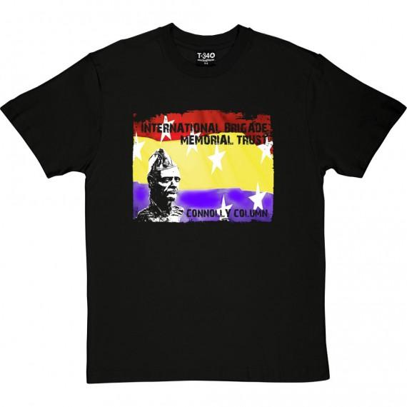 International Brigade Memorial Trust: Connolly Column T-Shirt