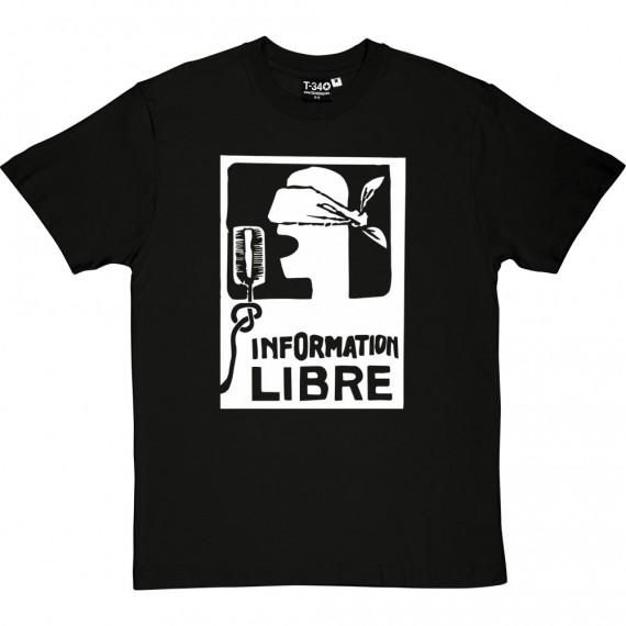 Information Libre T-Shirt