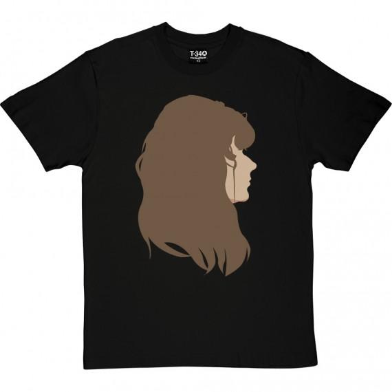 Janis Joplin Portrait T-Shirt