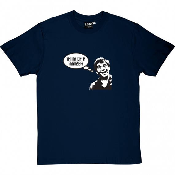 "Johnny Ball ""Think of a Number"" T-Shirt"