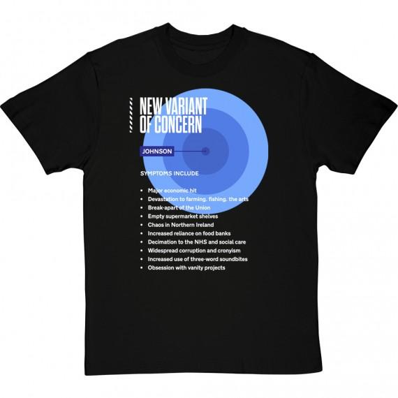The Johnson Variant T-Shirt
