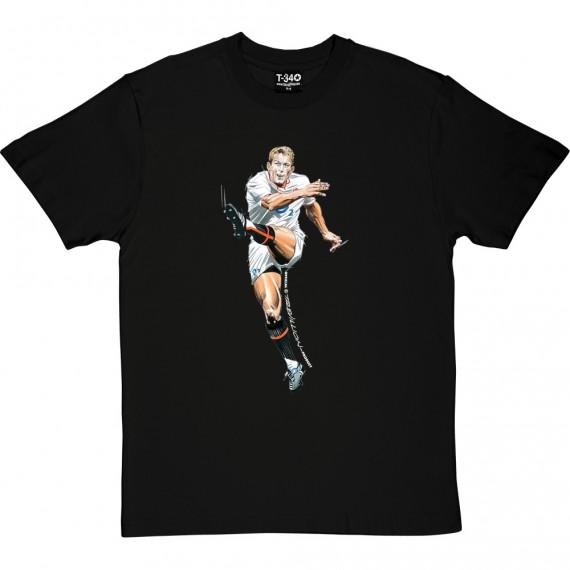 """Jonny Wilkinson """"The Drop Goal"""" T-Shirt"""