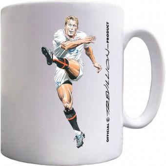 """Jonny Wilkinson """"The Drop Goal"""" Ceramic Mug"""