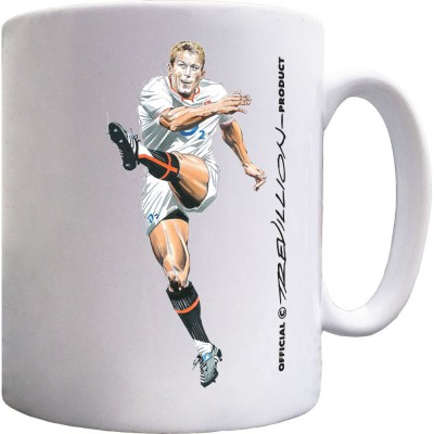 "Jonny Wilkinson ""The Drop Goal"" Ceramic Mug"