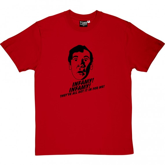 Kenneth Willlams T-Shirt