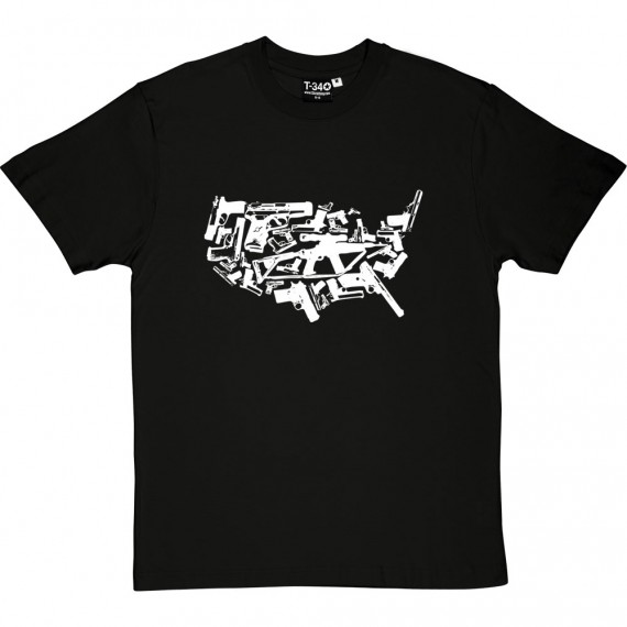 Land Of The Free Weapons T-Shirt