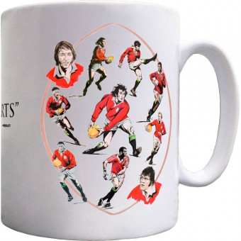 Lionhearts: British and Irish Lions Montage Ceramic Mug