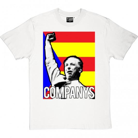 Lluis Companys T-Shirt