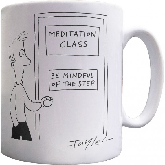 Meditation Class Mug