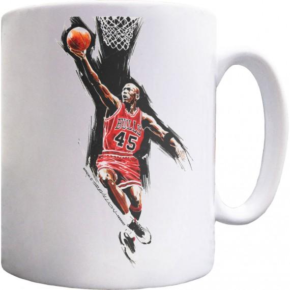 Michael Jordan Ceramic Mug