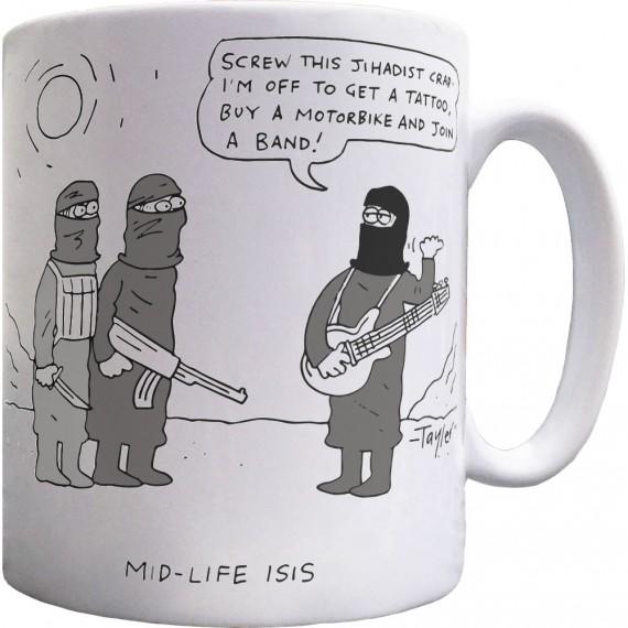 Mid Life Isis Mug