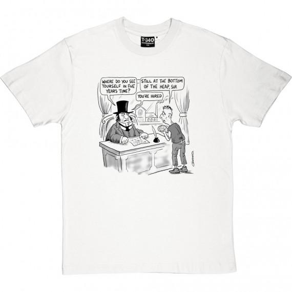 Mill Interview T-Shirt