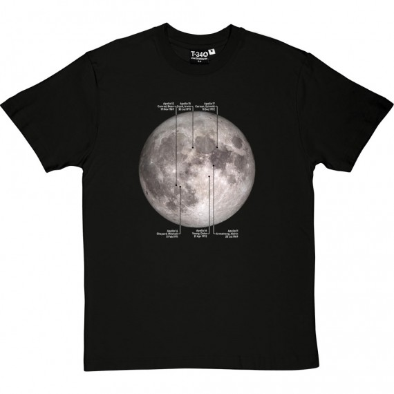 Moon Landings T-Shirt