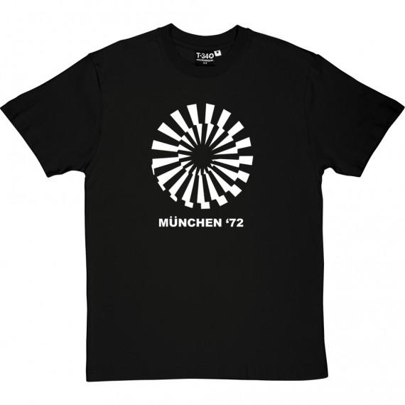 Munich 72 Logo T-Shirt