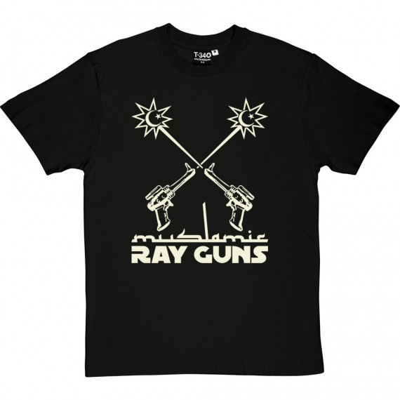 Muslamic Ray Guns T-Shirt