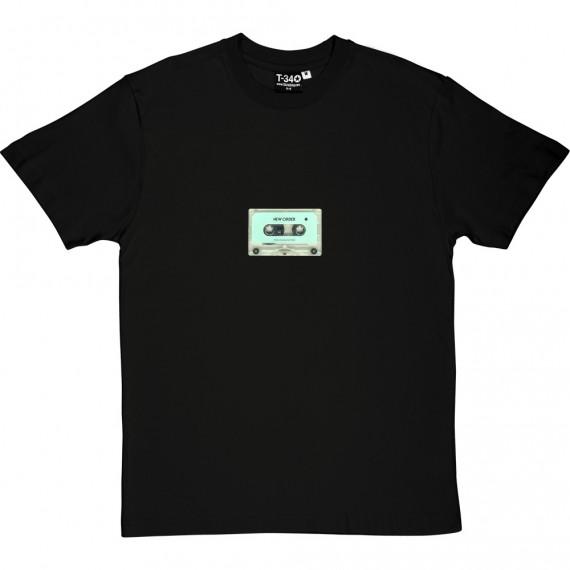 New Order Cassette T-Shirt