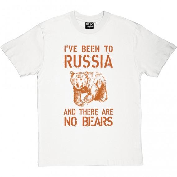 No Bears T-Shirt