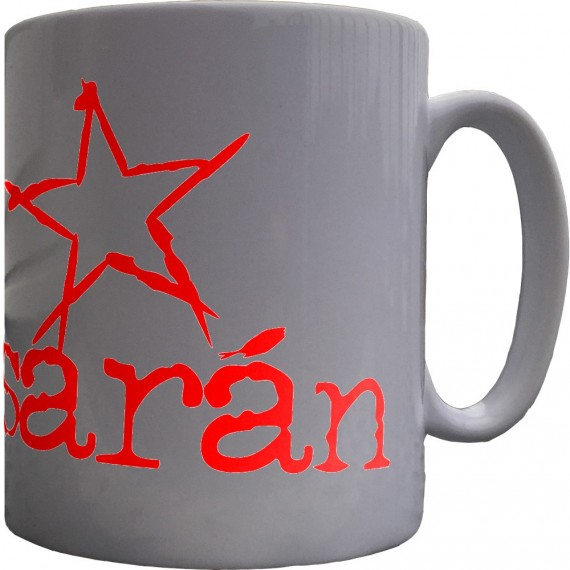 No Pasarán Ceramic Mug