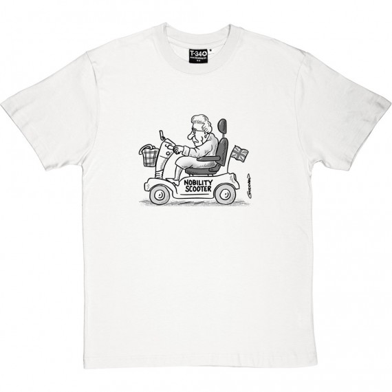Nobility Scooter T-Shirt