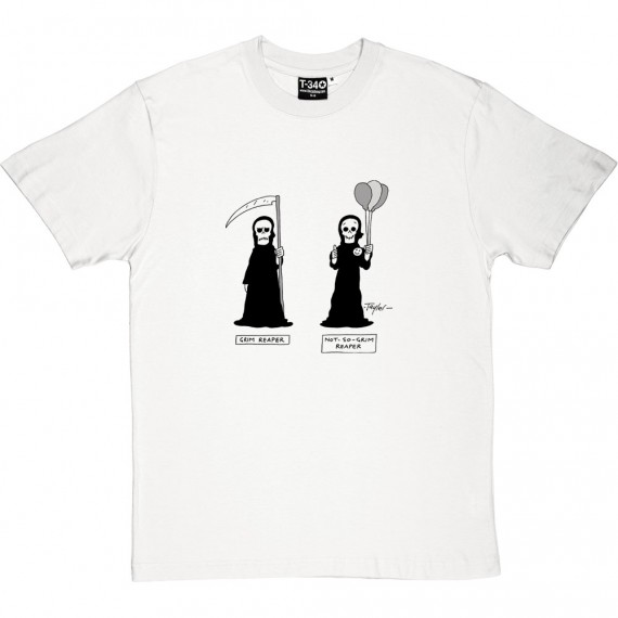 Not So Grim Reaper T-Shirt