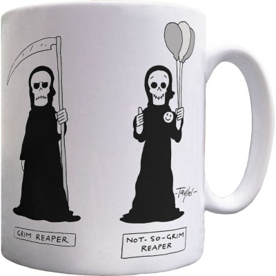 Not So Grim Reaper Mug