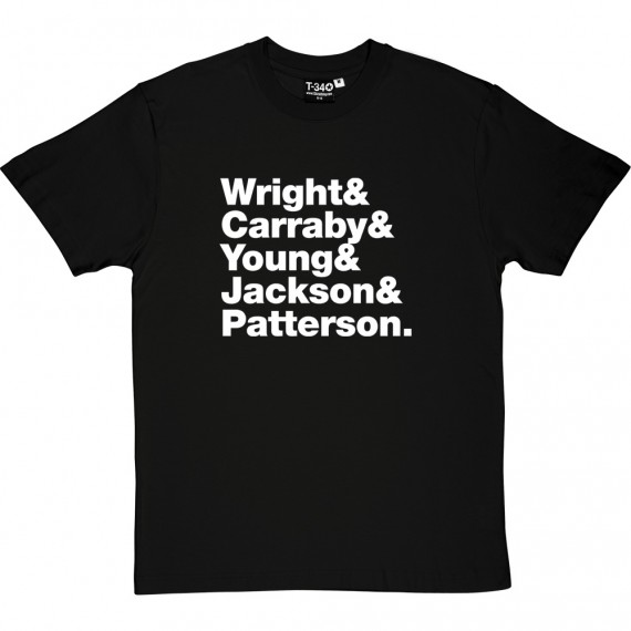 N.W.A. Line-Up T-Shirt