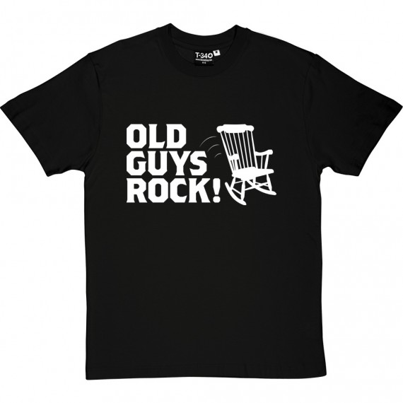 Old Guys Rock T-Shirt