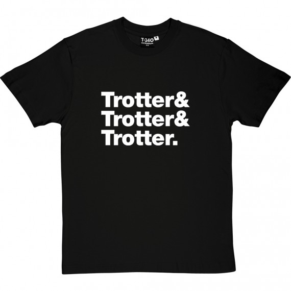 Only Fools And Horses Line-Up T-Shirt