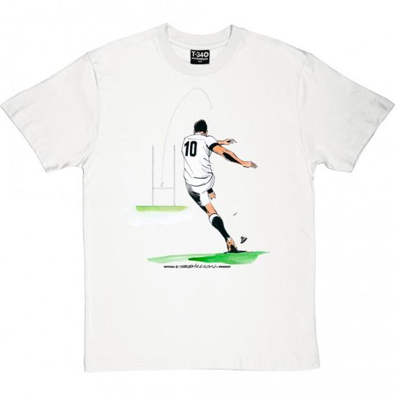 """Owen Farrell """"The Conversion"""" T-Shirt"""