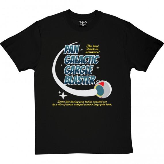 Pan Galactic Gargle Blaster (Logo) T-Shirt