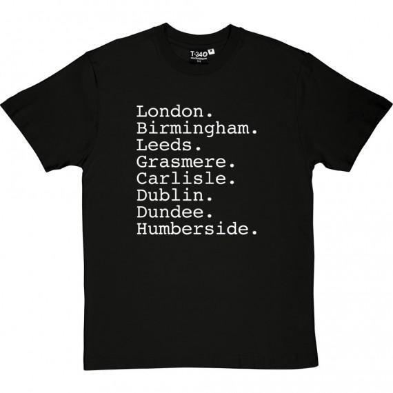 Panic T-Shirt