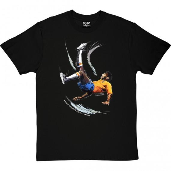 Pele Overhead Kick T-Shirt