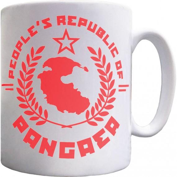 People's Republic of Pangaea Ceramic Mug