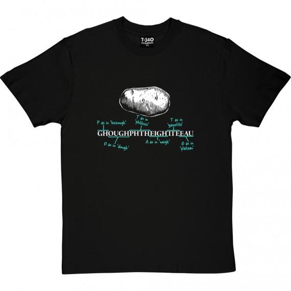 Phonetic Potato T-Shirt