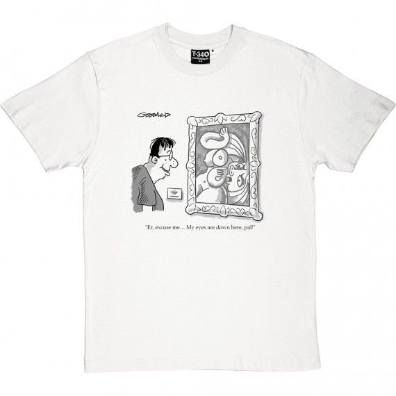 Picasso Eyes T-Shirt
