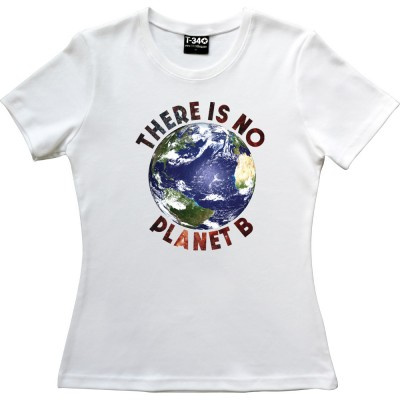 There Is No Planet B (Colour)