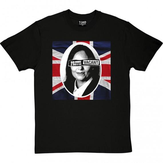 Pritti Vacant T-Shirt