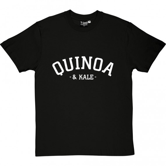 Quinoa and Kale T-Shirt
