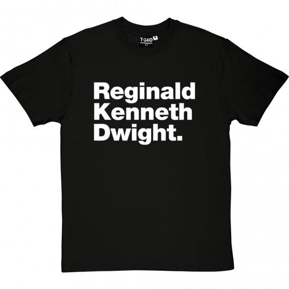 Reginald Kenneth Dwight T-Shirt