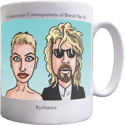 Unforeseen Consequences of Brexit #15 - Rythmics Mug