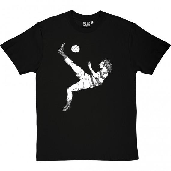 Robin Friday Bicycle Kick T-Shirt