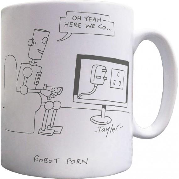 Robot Porn Mug