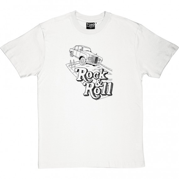 Rock And Roll Rolls Royce T-Shirt