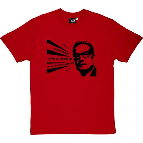 Salvador Allende T-Shirt
