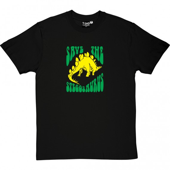 Save The Stegosaurus T-Shirt