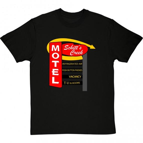 Schitt's Creek Motel T-Shirt