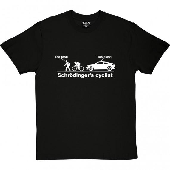 Schrödinger's Cyclist T-Shirt