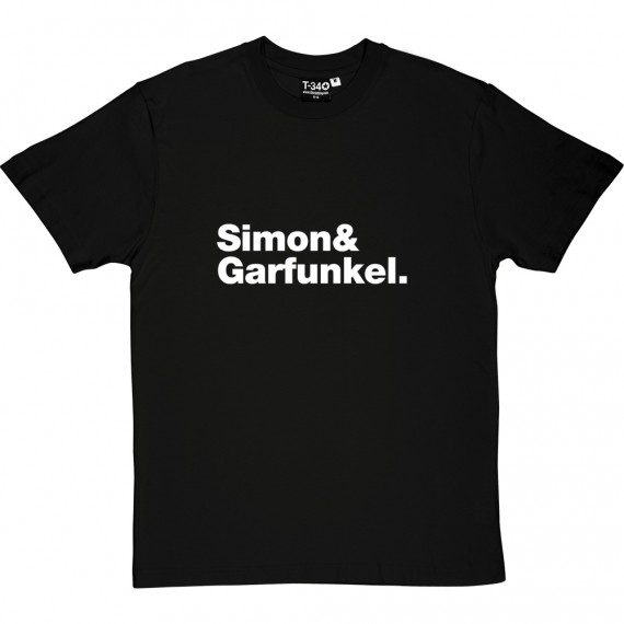 Simon & Garfunkel Line-Up T-Shirt
